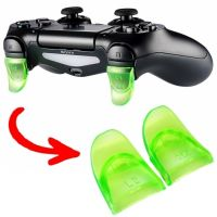 Clear Green Trigger Extenders
