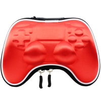 Red Playstation 4 Controller Case