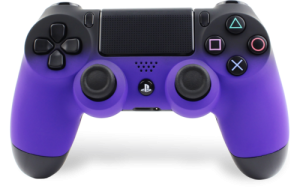 Two Tone Purple