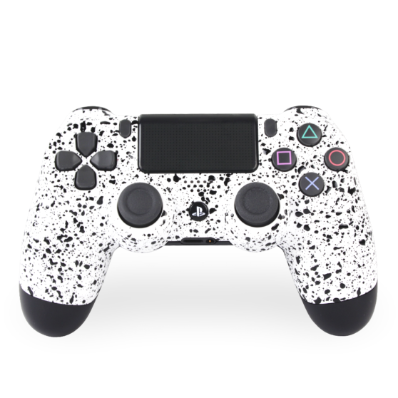 White Splatter
